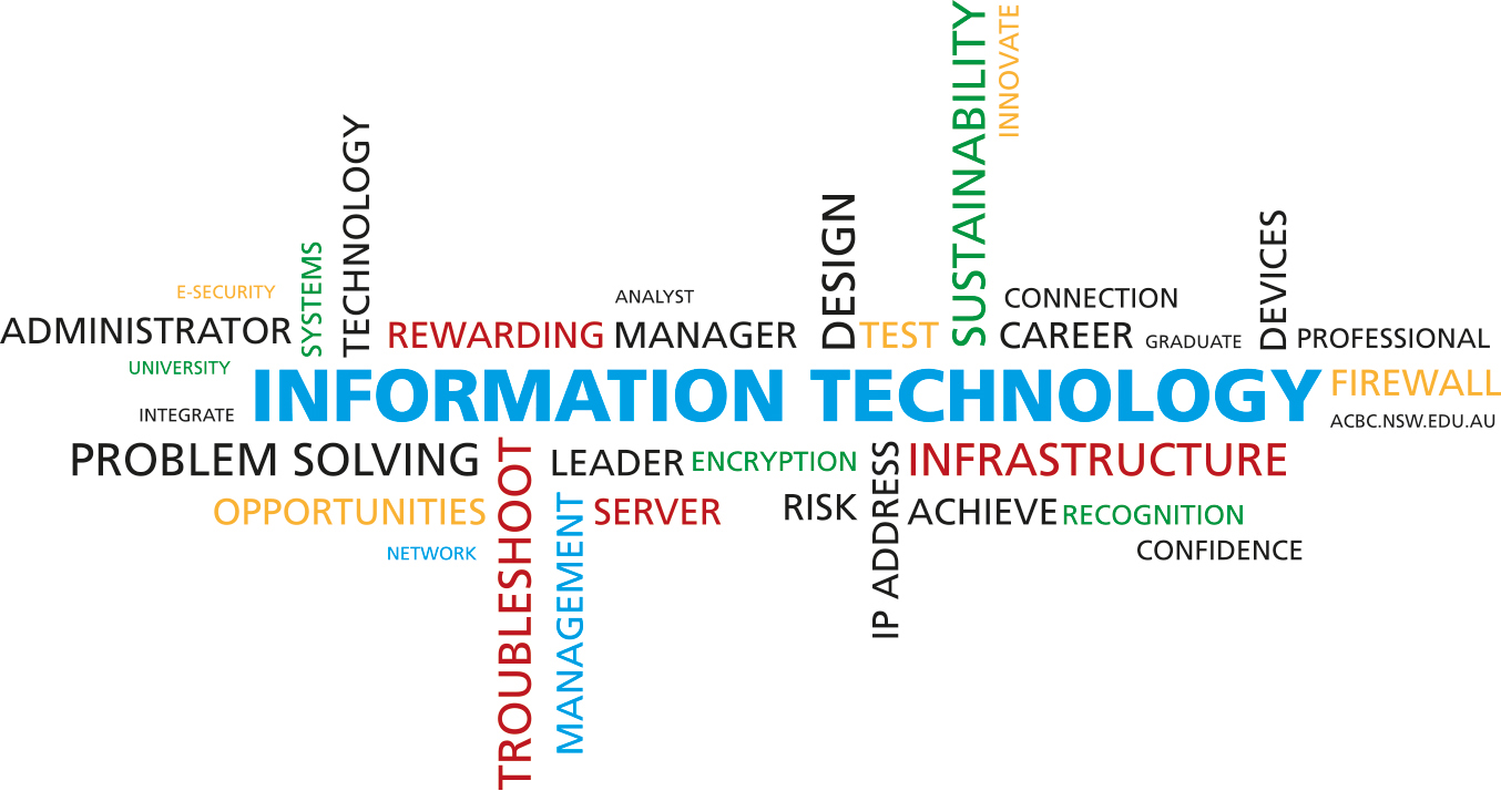 an analysis of the information technology revolution in the world The global technology revolution providing lab-on-a-chip analysis as well as is changing the world information technology is already.